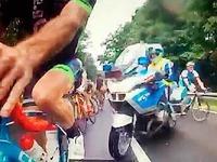 """Villinger Radsportler: """"Der Polizist fuhr wie eine Wildsau"""""""