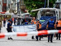 Polizei fasst mutmaßlichen Kettensägen-Angreifer von Schaffhausen