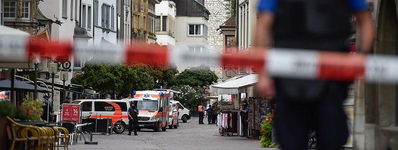 Polizei fasst mutmaßlichen Kettensägen-Angreifer von Schaffhausen - Festnahme bei Zürich