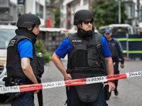 Kettensägen-Angreifer hatte bei Festnahme zwei Armbrüste dabei