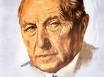 Trickreicher Adenauer