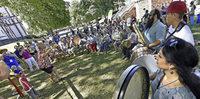 Zum 12ten Mal ist Trommel-Festival im E-Werk