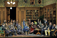 "Barrie Kosky inszeniert, Philippe Jordan dirigiert Wagners ""Meistersinger"""