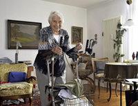 Wo Senioren selbstständig sein können, so lange es geht