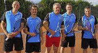 Tenniscracks aus dem Ried sind Meister