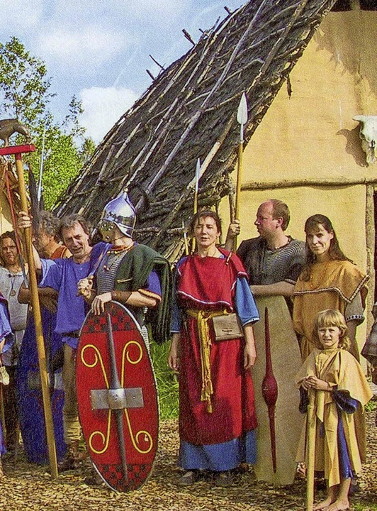 Die Keltengruppe Carnyx kommt nach Efringen-Kirchen.   | Foto: Museum