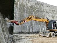 Arbeiten am Autobahntunnel bei Rheinfelden haben begonnen