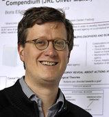 Oliver Müller erhält Heisenberg-Professur