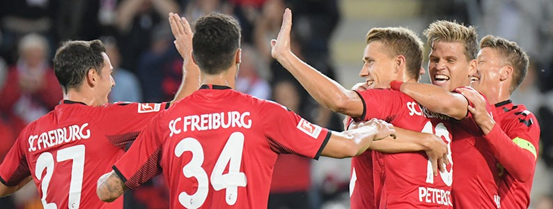 SC Freiburg besiegt NK Domzale im Qualifikationshinspiel mit 1:0