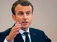 Macron dringt auf Zentren für Asylbewerber in Afrika