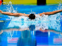 Franziska Hentke schwimmt zu Silber bei der WM