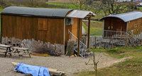 Haushalt und Schutzhütte