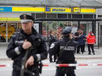 Messerangriff in Hamburger Supermarkt – ein Todesopfer, vier Verletzte