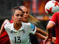 EM-Aus für DFB-Frauen: Bitteres 1:2 gegen Dänemark