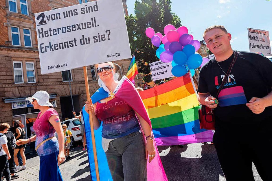Christopher Street Day (CSD) 2017 in Stuttgart (Foto: dpa)