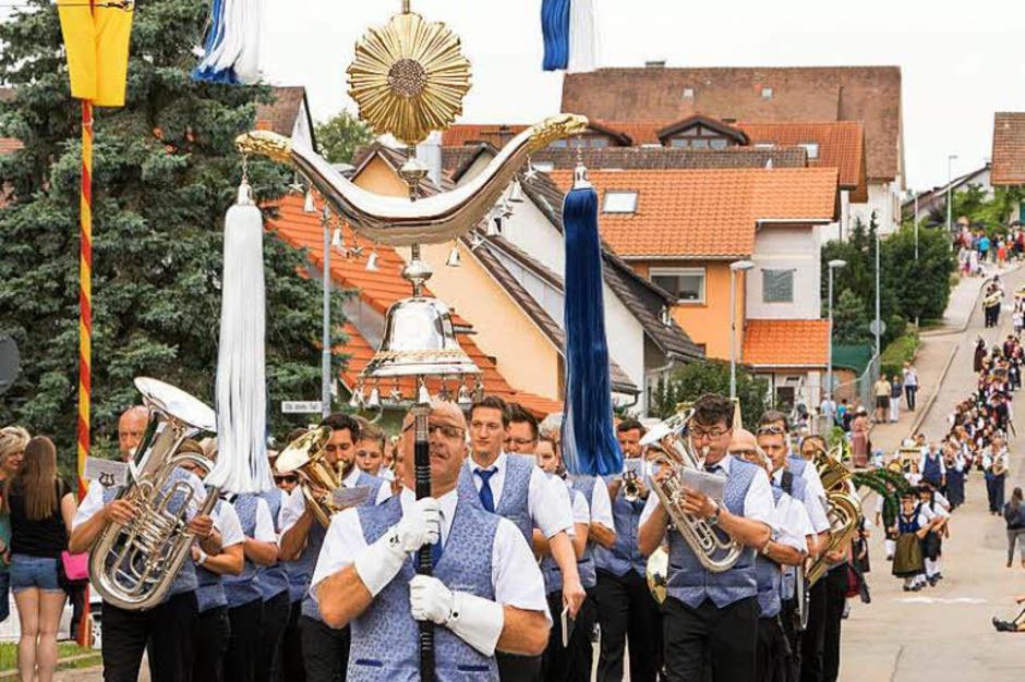 Stadtmusik Bonndorf (Foto: Wilfried Dieckmann)