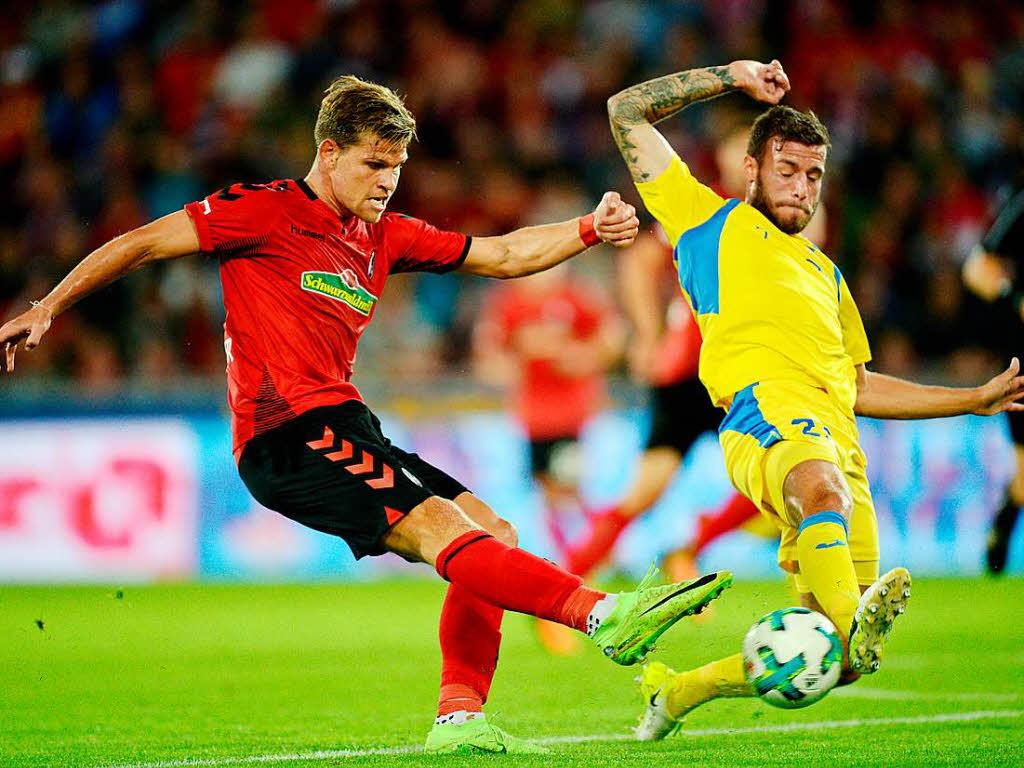 Freiburg scheitert in Europa-League-Quali