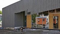 Neubau, Glocken und Gemeindeleben