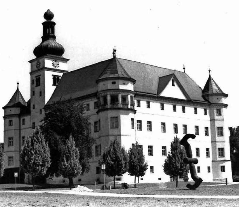 Das Schloss Hartheim in Oberösterreich  | Foto: Herbert Albrecht