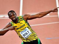 Usain Bolt beendet Karriere auf der Laufbahn