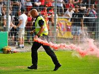 Der SC Freiburg stellt sich bei der Security neu auf