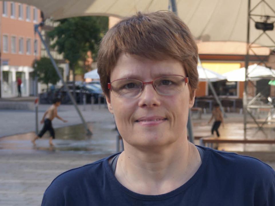 Susanne Steuber    Foto: Christine Storck-Haupt