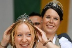 Fotos: Markgräfler Weinfest in Staufen ist eröffnet