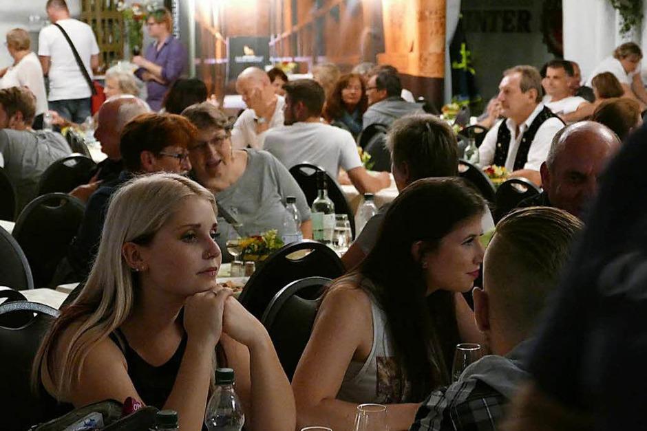 Impressionen vom 63. Markgräfler Weinfest in Staufen (Foto: Hans-Peter Müller)