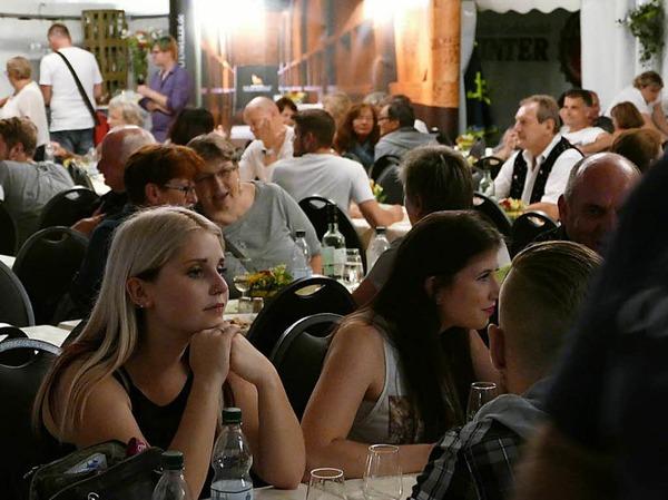 Impressionen vom 63. Markgräfler Weinfest in Staufen