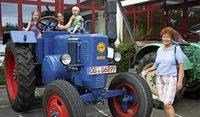 Vom kleinen Porsche-Traktor zum Kräutermoped