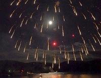 Der See und die Sternschnuppen
