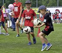 Tausende Fans kamen zur Saisoneröffnung des SC Freiburg