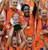Finale Freude in Orange