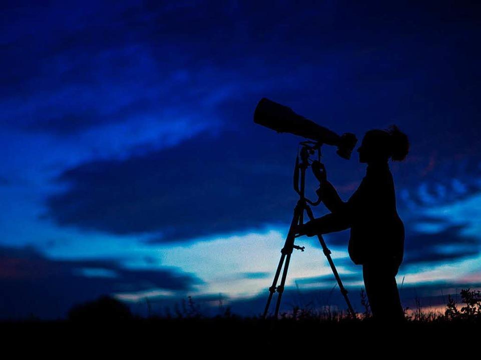 Für Sternengucker halten Augustnächte häufig die Highlights im Jahr parat.  | Foto: dpa