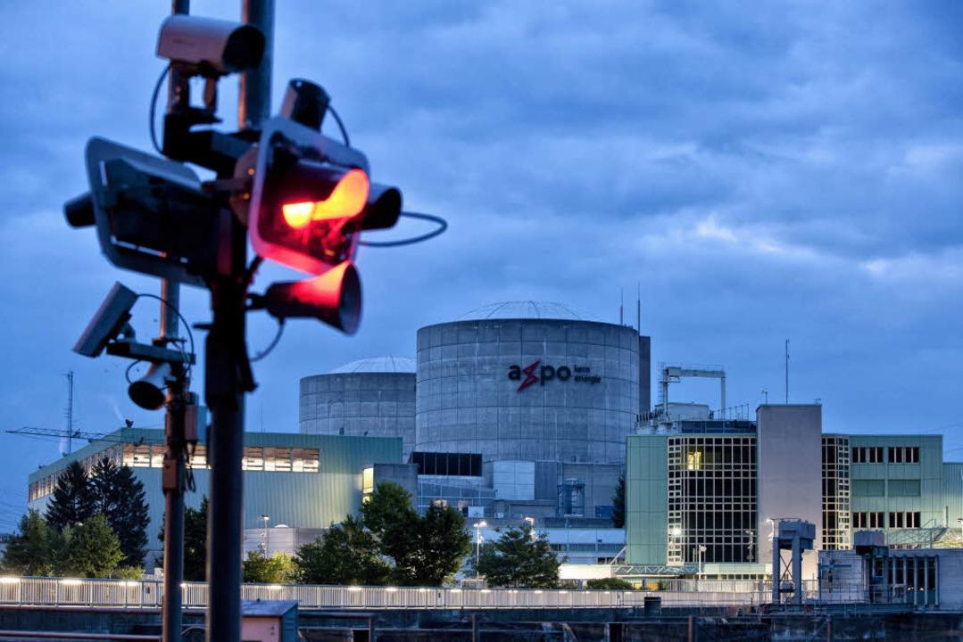 Das Kernkraftwerk Beznau ist wieder am Netz.  | Foto: dpa