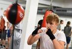 Fotos: Die BZ-Ferienaktion zu Gast bei der Box-Sport-Vereinigung Freiburg