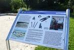 Fotos: Archäologie-Park beim Bad Krozinger Kurpark eröffnet