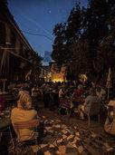 Vorlesen im August im Jos-Fritz-Café