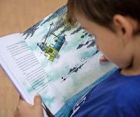 Kids lieben fernsehen und lesen