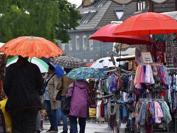 Impressionen vom Markttag