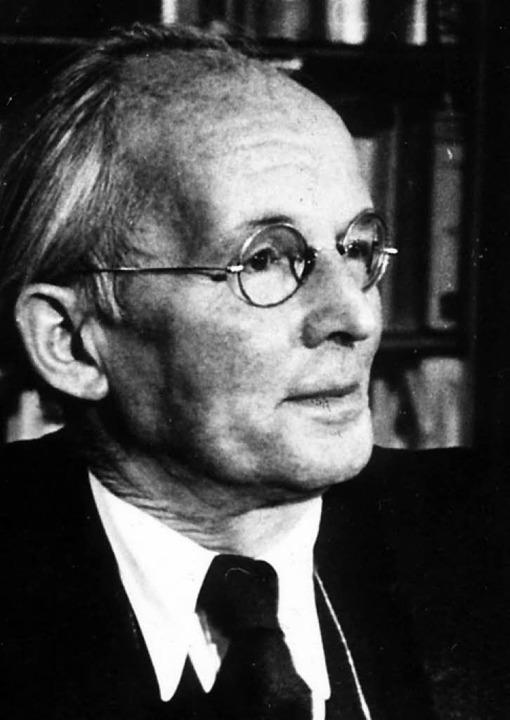 Wilhelm Lehmann  | Foto: BZ