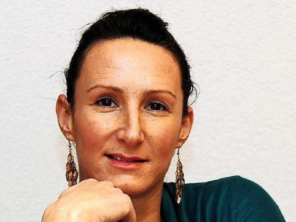 Mirna Paunovic    Foto: Ingo Schneider
