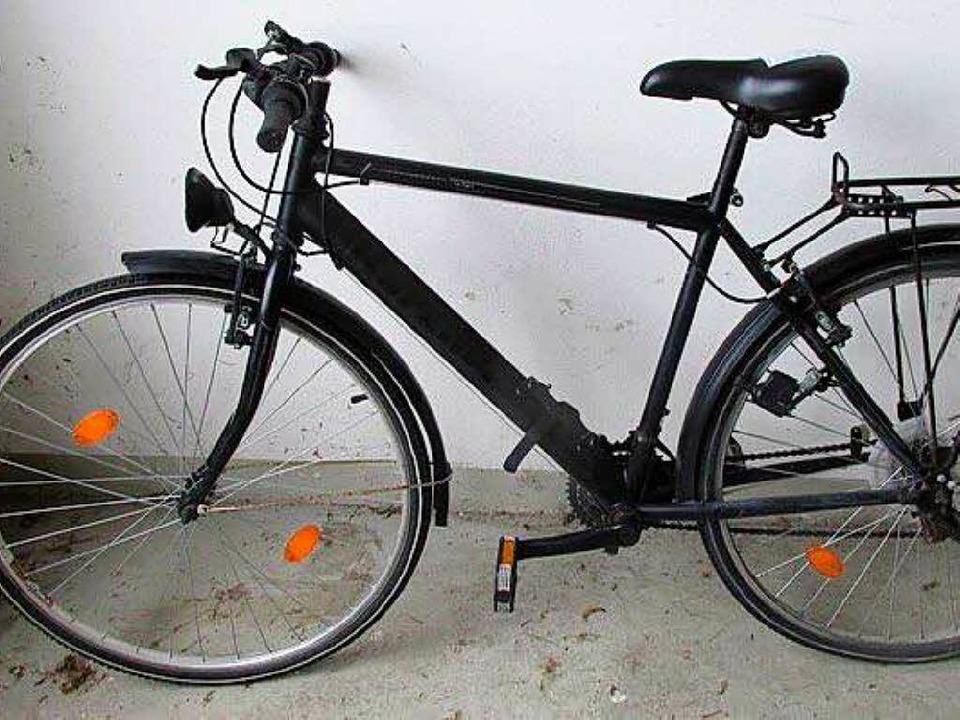 Für dieses Herrenrad sucht die Polizei den Eigentümer, ebenso<ppp></ppp>  | Foto: Polizei