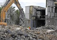 Vom Gebäude zum Abfall zum Rohstoff