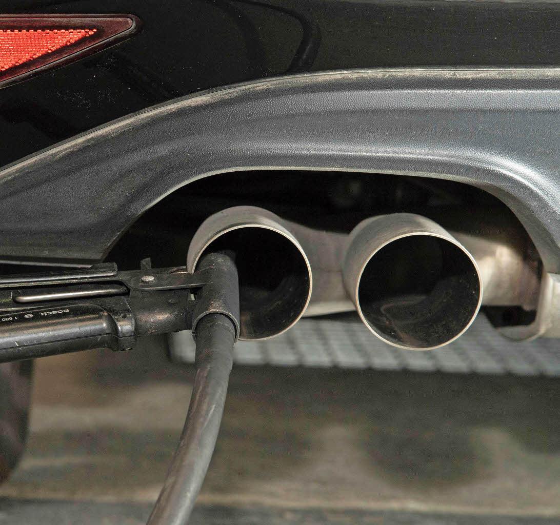 Jeder dritte Pkw mit LÖ-Kennzeichen ist ein Diesel - Kreis Lörrach ...