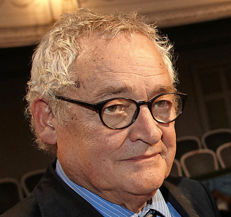 Egon Ammann, 2012     Foto: dpa