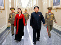 Kim Jong-un ist ein Getriebener, der um seine Macht kämpft