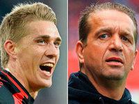 Freiburgs Nils Petersen spielt gegen den Verein seines Vaters