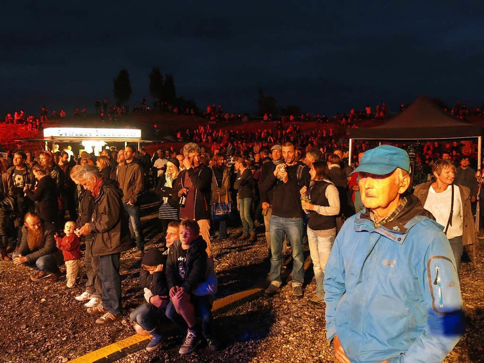Stilvolle Atmosphäre auf dem Tafelberg beim Come Together Festival  | Foto: Georg Voß
