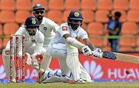 Testmatch-Serie im Cricket